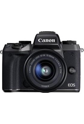 "Canon Eos M5 24.2Mp 15-45Mm Is Stm Lens 3.2"" Aynasız Dijital Fotoğraf Makinesi"