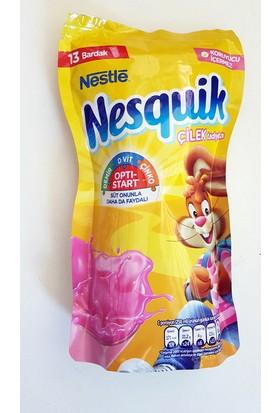 Nestle Nesquik Çilekli Toz İçecek