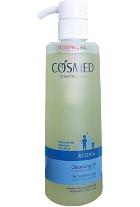 Cosmed Atopia Cleansing Oil 400 Ml Temizleme Yağı