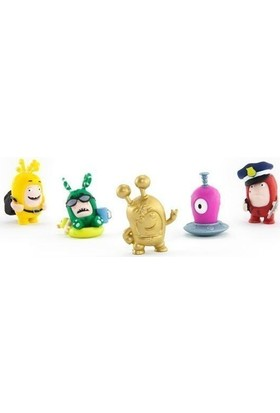 Oddbods 30Mm Figür Blindpack 9448
