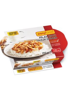 Easyfood Pilavüstü Tavuk Döner 250 Gr