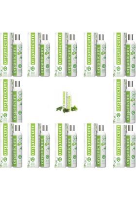 Organicum Şampuan Yağlı Saçlar İçin 12 Adet
