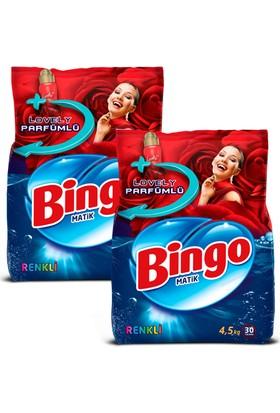 Bingo Matik Konsantre 4,5 kg Eko Renkli 2 Adet