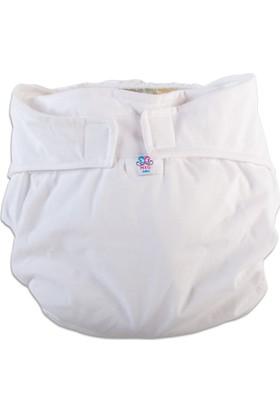 Meg Baby Yıkanabilir Ultra Hijyenik Hasta Bezi 2 Parça Set(Extra İç Ped Hediyeli)
