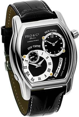 Pilo & Co Geneve P0301Hqs Erkek Kol Saati
