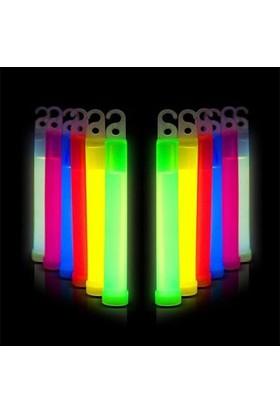 Kimyasal Işık Çubuğu Glow Stick 6'' 12 Saat