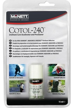 Mcnett Cotol-240 Temizleyici Ve Hızlandırıcı Sıvı