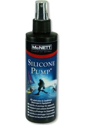 Mcnett Slıkon Pump 250Ml.
