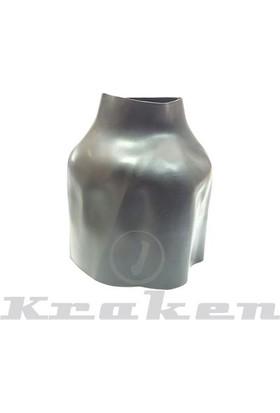 Kraken Kuru Elbise Boyun Seal Latex Dp4910
