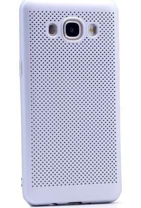 Teleplus Samsung Galaxy J2 Prime Delikli Kapak Kılıf