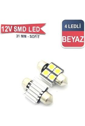 Ampul Sofit CanBus 12v 3 Ledli 31mm 0402213 Arıza Işığı Yakmaz
