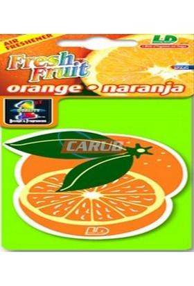 Asma Koku Carpi Portakal Orange CS-BA016