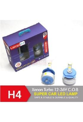 LAMPİKA Xenon H4 Led Turbo Kablosuz 12v-36v COB 0410941