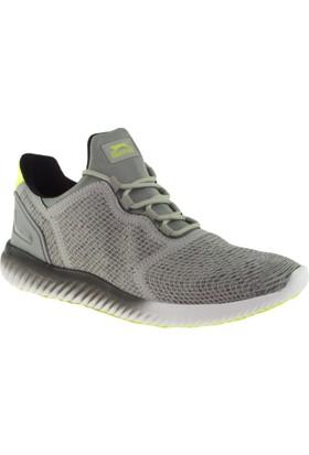Slazenger 17Re023 Bağlı Genet Gri Erkek Ayakkabı