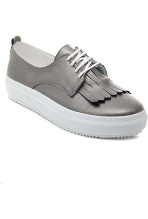 Ayakkabı - Gümüş - Ayakkabı Havuzu
