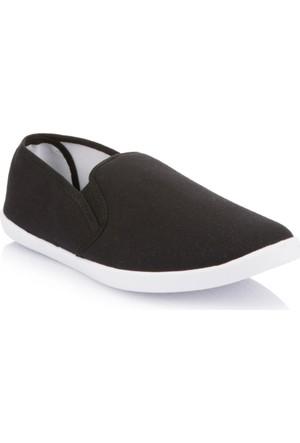 DeFacto Erkek Basic Enjeksiyon Ayakkabı Siyah