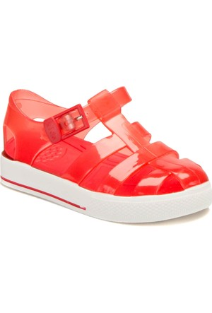 Pink Step A3336291 Kırmızı Kız Çocuk Sandalet