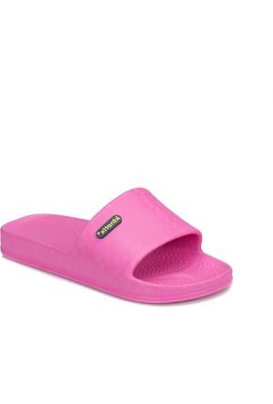 Kinetix Fenris Fuşya Kız Çocuk Basic Sandalet