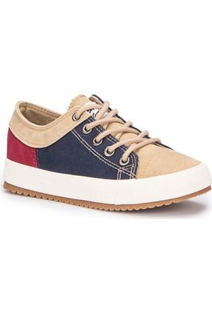 Dockers By Gerli 220900 Lacivert Bej Erkek Çocuk Sneaker Ayakkabı