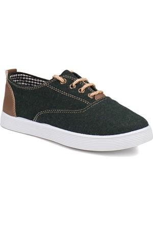 Polaris 61.508267.F Yeşil Erkek Çocuk Ayakkabı