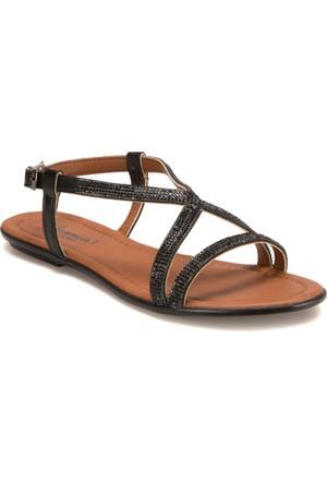 Miss F Ds17043 Siyah Kadın 545 Ayakkabı