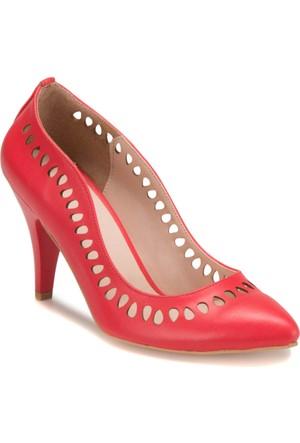 Miss F Ds17028 Mercan Kadın 545 Ayakkabı