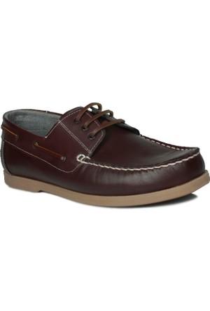 Kalahari 737001 041 212 Erkek Kahve Günlük Ayakkabı