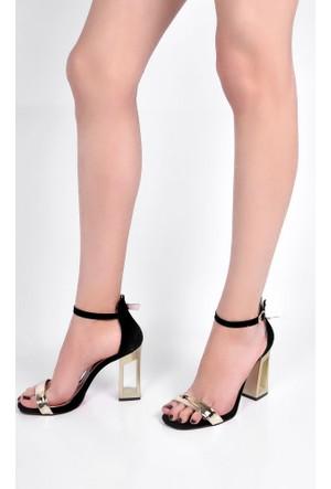 Sapin 25914 Kadın Sandalet Altın