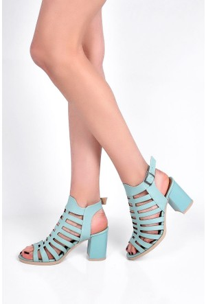 Sapin 25915 Kadın Sandalet Mint
