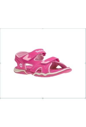 Timberland 2498A Advskr 2Strp Pınk Pınk Sandalet