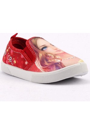 Gezer 2501 Günlük Keten Kız Çocuk Ayakkabı