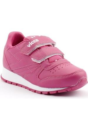 Vicco 938.V.149 Günlük Yürüyüş Koşu Kız Çocuk Spor Ayakkabı