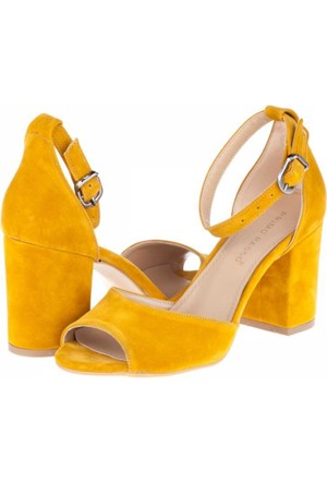 Primo Passo Aktenli Kadın Topuklu Sandalet A162Kakt0025869