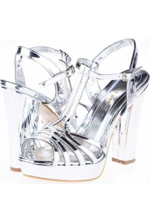 Monetta Kadın Abiye Ayakkabı A172Ymon0001008