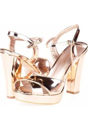 Monetta Kadın Abiye Ayakkabı A172Ymon0002030