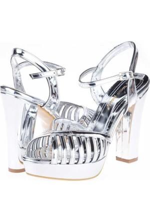 Monetta Kadın Abiye Ayakkabı A172Ymon0003008