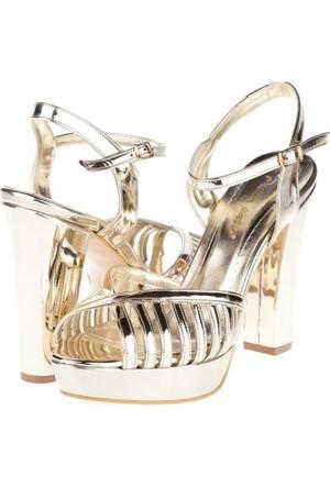 Monetta Kadın Abiye Ayakkabı A172Ymon0003017