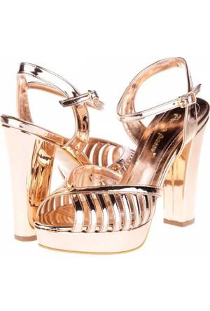 Monetta Kadın Abiye Ayakkabı A172Ymon0003030