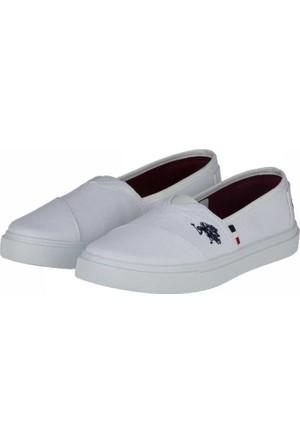 U.S. Polo Assn. Kadın Sneakers Ayakkabı A172Yuspl0003002