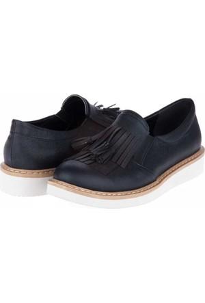 Yarım Elma Kadın Loafer Ayakkabı A172Yylm0008001