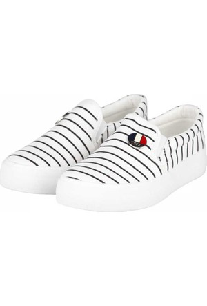 U.S. Polo Assn. Kız Çocuk Sneakers Ayakkabı A17Fyuspl0002002