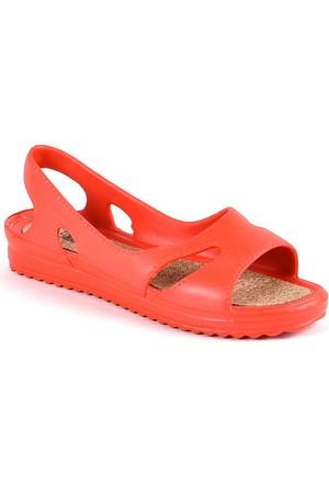 Sapin 35733 Kadın Sandalet Kırmızı