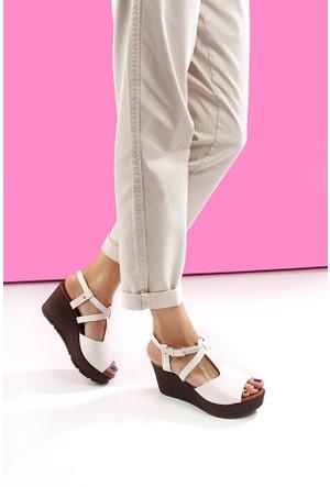 Gön Kadın Sandalet 45520