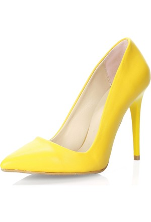 Waito 16Ywc001 Sarı Cilt Ayakkabı