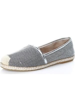 Atmaca K403 Gümüş Çelık Ayakkabı