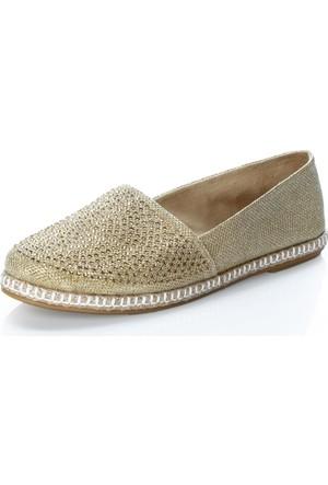 Atmaca K403 Altın Taslı Ayakkabı