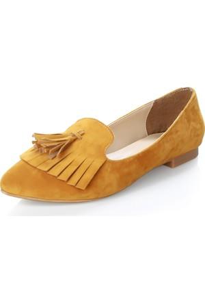 Atılım 1072 Hardal Ayakkabı