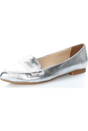 Atılım 1074 Gümüş Ayakkabı