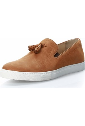 Clasica Clasıca 1102 Taba Merdane Ayakkabı