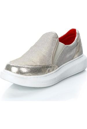 Mag Shoes 002 Altın Balon Bagsız Ayakkabı